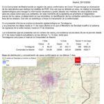 Situación epidemiológica en Torrelaguna en la última semana
