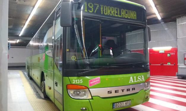 Nuevos horarios de autobús