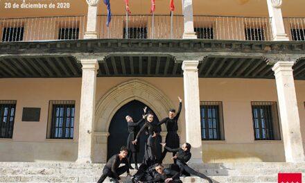 """MOIRA"""", espectáculo de danza en Torrelaguna – 20 de diciembre de 2020"""
