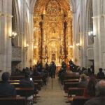 Concierto de la ORCAM en la Iglesia Parroquial de Torrelaguna – 5 de diciembre de 2020
