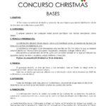 Concurso de christmas en la Biblioteca Juan de Mena