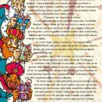 Carta de Sus Majestades los Reyes Magos de Oriente