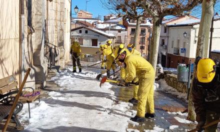 Gracias a la Brigada de Bomberos Forestales de la Comunidad de Madrid