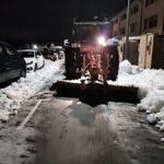 Continuamos con los trabajos de limpieza en nuestras calles