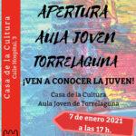 Reapertura del Aula Joven en Torrelaguna