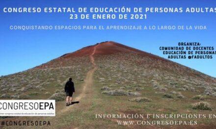 El Centro de Educación de Personas Adultas de Torrelaguna promotor del Primer Congreso Estatal de Personas Adultas