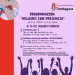 Mujeres con Presencia: semana del 8 al 14 de febrero