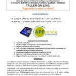 Taller gratuito dirigido a mayores de 60 años para mejorar el uso del móvil