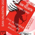 """Frase ganadora del VIII Concurso de San Valentín """"Termina la frase"""""""