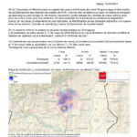 Informe epidemiológico de Torrelaguna a 3 de febrero