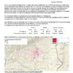 Informe epidemiológico a 16 de febrero