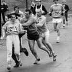 Mujeres con presencia: Katerine Switzer, la primera mujer en correr la maratón de Boston