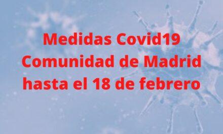 Se mantiene el toque de queda a las 22 h hasta el próximo jueves 18 de febrero