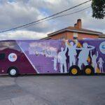 """El autobús """"Drogas o tú"""" de visita estos días en el IES Alto Jarama"""