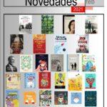 Novedades de febrero en la Biblioteca