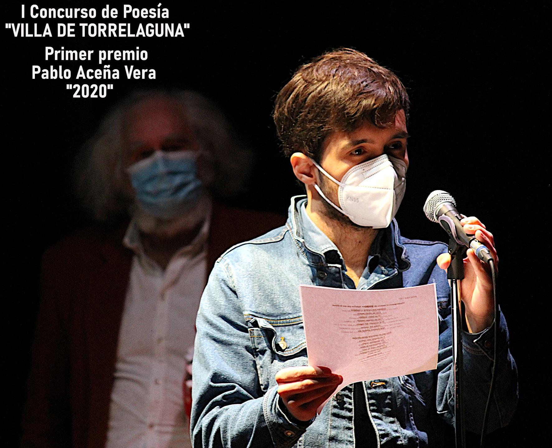 Primer Premio:  2020 - Autor: Pablo Aceña Vera