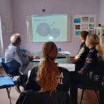 Sesión Informativa en el Punto Violeta