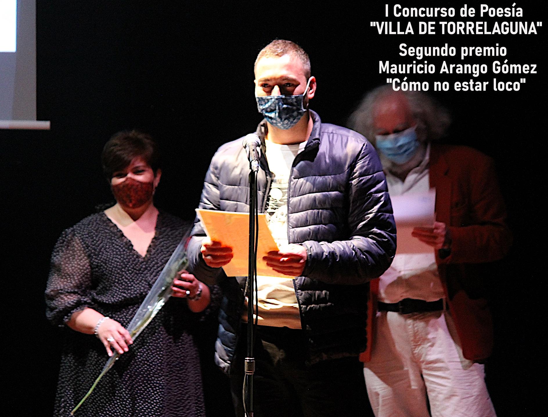 Segundo premio Mauricio Arango Gómez