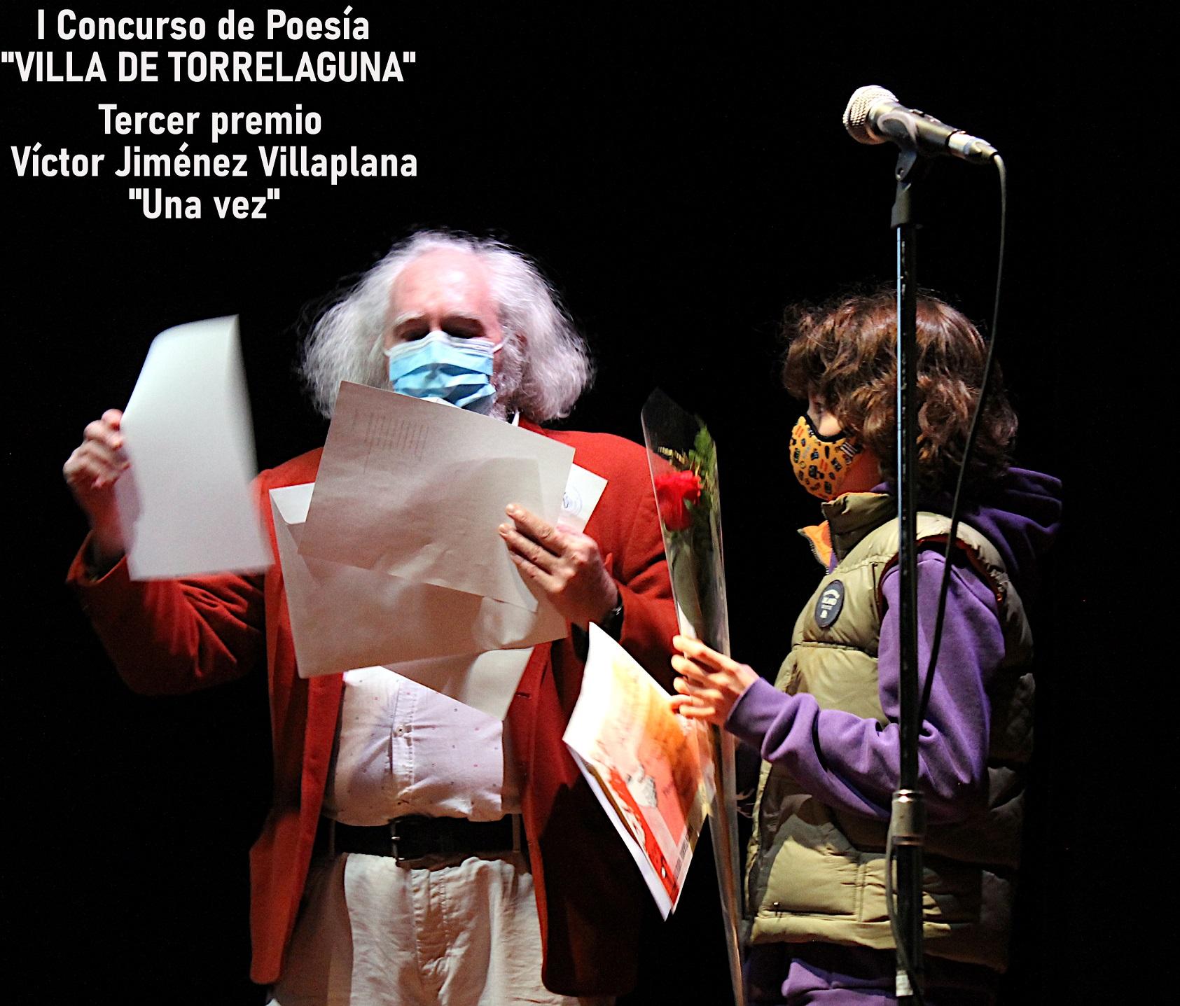 Tercer premio Víctor Jiménez Villaplana