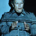 Última biografía de Mujeres con presencia en la literatura