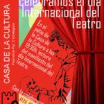 Lectura del Manifiesto por el Día Mundial del Teatro