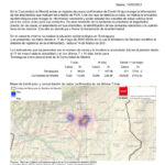 Informe epidemiológico de Torrelaguna a 16 de marzo