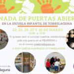 Jornada de Puertas Abiertas en la Escuela Infantil de Torrelaguna