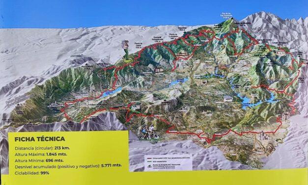 """Presentación de """"Territorio Sierra Norte Bike Challenge"""""""