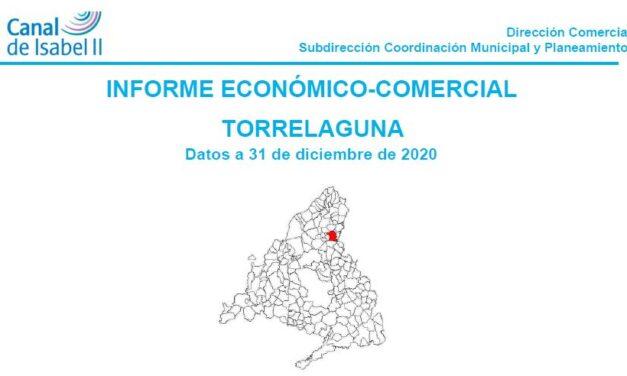 CANAL DE ISABEL II. Informe económico-comercial Torrelaguna