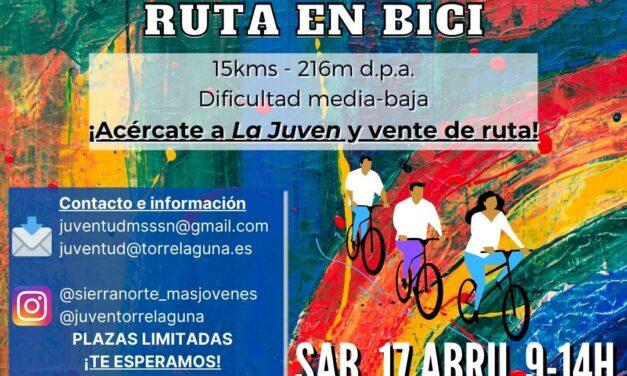 Ruta MTB Torrelaguna-Patones EXPLORA TU TERRITORIO