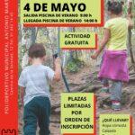 Senderismo infantil 4 de mayo
