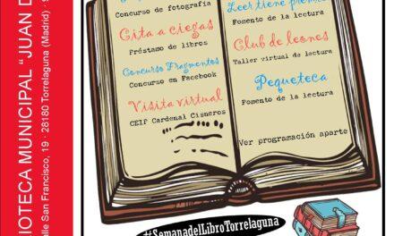 Actividades en la Biblioteca Juan de Mena para conmemorar el Día del Libro