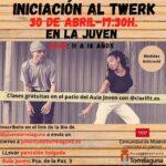 Iniciación al Twerk en el Aula Joven