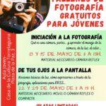 """Talleres de Fotografía gratuitos para jóvenes en """"La Juven"""""""