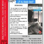 Concurso de Fotolectura en la Biblioteca Juan de Mena