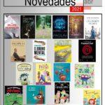 Abril en la Biblioteca Juan de Mena