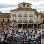 'Coffee & Wine' y 'Club del Río' en Torrelaguna – 16 de mayo