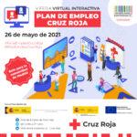 Feria virtual de empleo de Cruz Roja