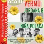 Primeros conciertos en Torrelaguna de la Sesión Vermú Primavera 2021
