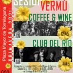 Coffe & Wine y Club del Río en la Sesión Vermú de Torrelaguna