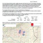 Informe de situación epidemiológica de Covid-19 en Torrelaguna a 18 de mayo 2021