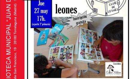 Club de Leones de la Biblioteca de Torrelaguna