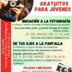 Todavía quedan plazas para los Talleres de fotografía en La Juven