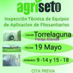 Inspección técnica de equipos de aplicación fitosanitarios