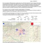 Situación epidemiológica en Torrelaguna a 8 de junio