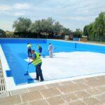 Próxima apertura de la piscina municipal de verano