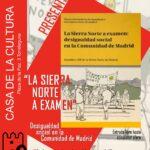 Presentación del libro La Sierra Norte a Examen en la casa de Cultura