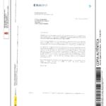 """Alegaciones y observaciones al proyecto """"Rediseño de las maniobras de entrada y salida en el aeropuerto Adolfo Suárez -Madrid/Barajas. Proyecto AMBAR"""""""