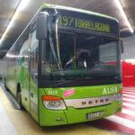 Se refuerza el servicio de transporte entre los municipios de la Sierra Norte