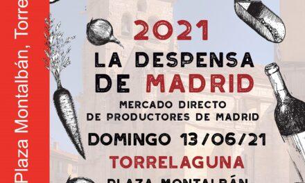 'La Despensa de Madrid' en Torrelaguna